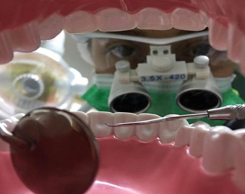 blanqueamiento dental láser