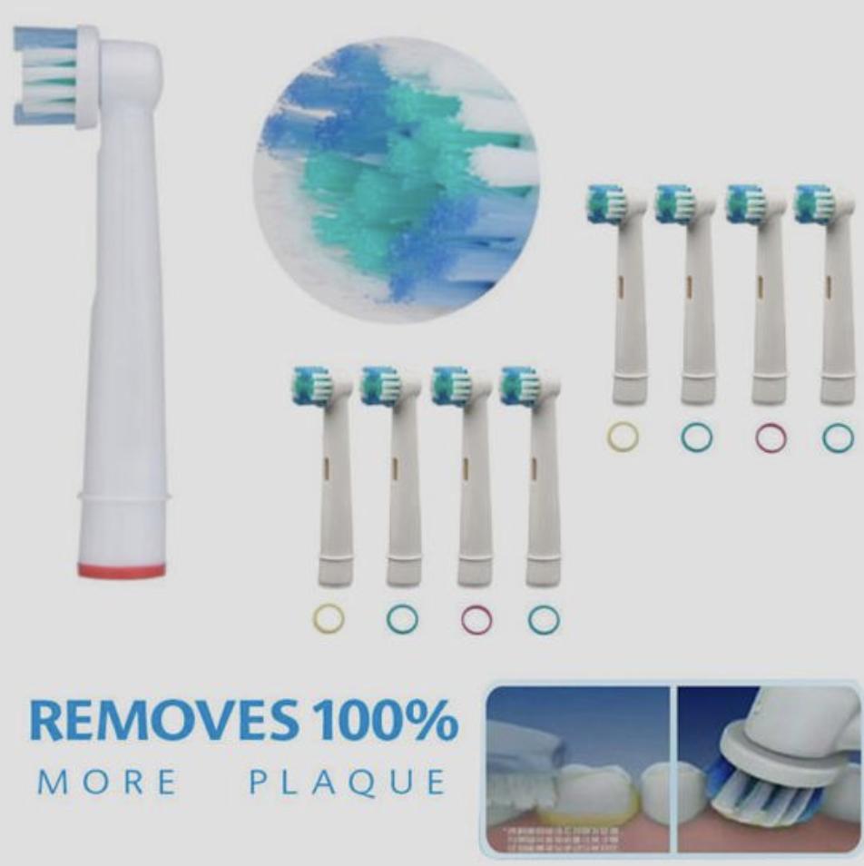 Cómo funcionan los cepillos de dientes eléctricos